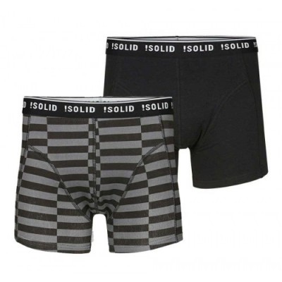 Foto 2-Pack Solid Boxershorts