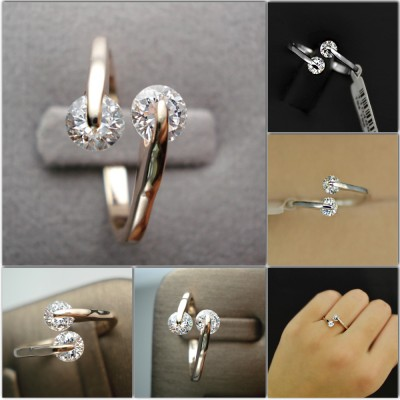 Foto Opruiming: 18K goud plated ringen