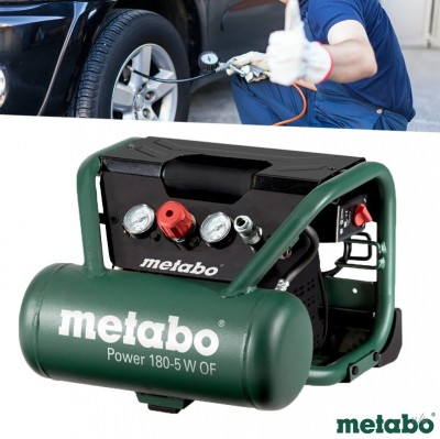 Foto Metabo Compressor 180-5W OF