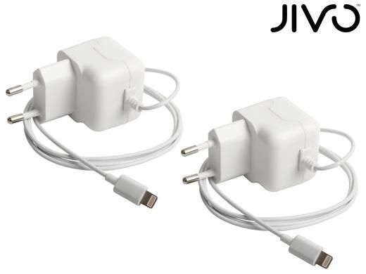 Foto 2x Jivo Lightning Adapter
