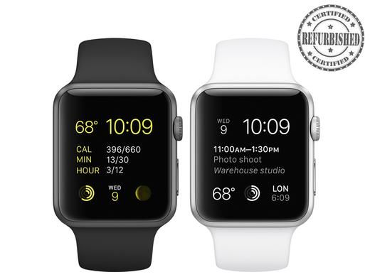 Foto Apple Watch Sport 42mm (the first) - Refurbished