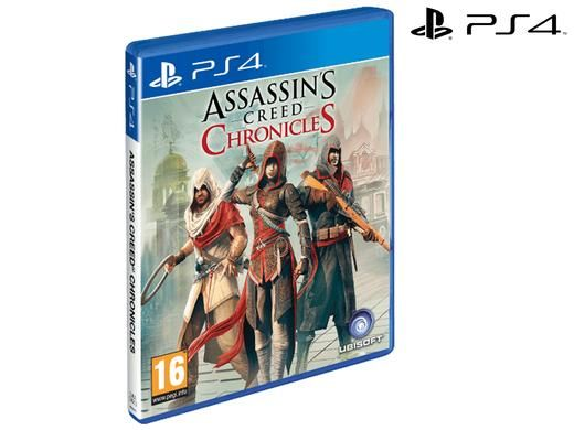 Foto Assassins Creed Chronicles - PS4