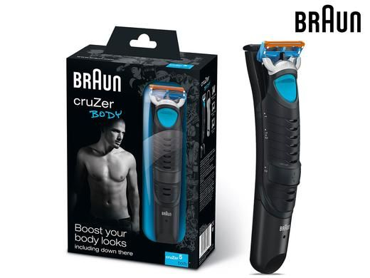 Foto Braun cruZer Body 5 – 100% waterdicht