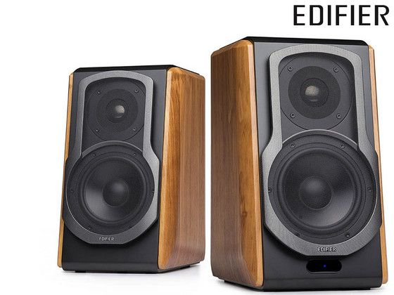 Foto Edifier 120 W Speakers met BT