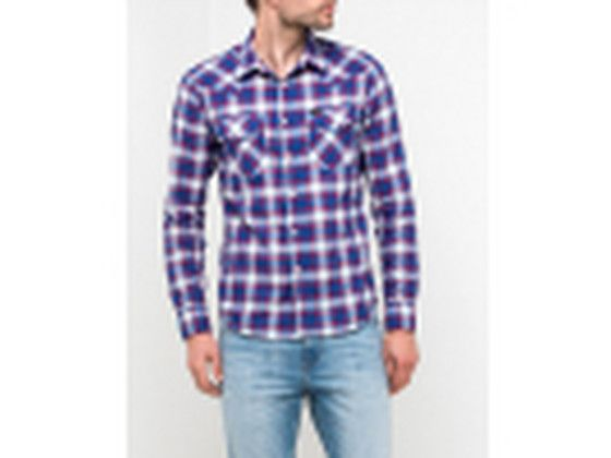 Foto Lee Western Shirt Limoges | Heren