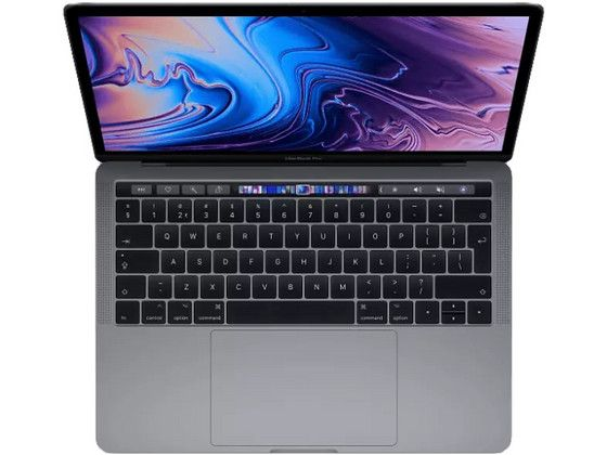 Foto Macbook Pro 2019 13 Open-Box