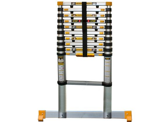 Foto Mr Safe Telescopische Ladder | 3.31 m