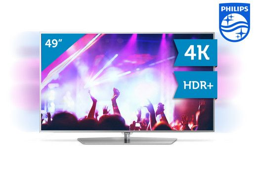 Foto Philips 49-inch 4K-TV (100Hz)