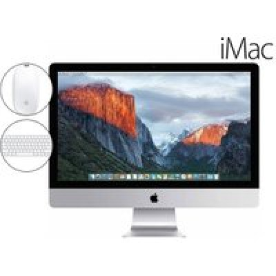 Foto Apple iMac met 27