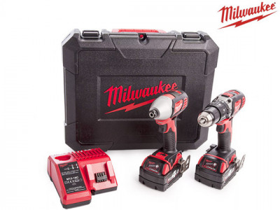 Foto Milwaukee 18 V Powertoolset