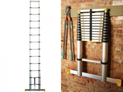 Foto Mr Safe Telescopische Ladder