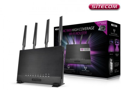 Foto Sitecom WLR-9000 High Coverage Router
