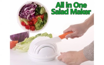 Foto All in One Salad Maker