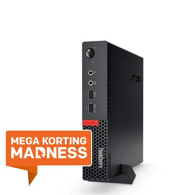 Foto Lenovo ThinkCentre M710q Win 10 Pro - Mega Madness