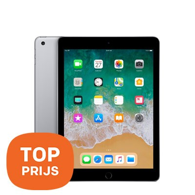 Foto Apple iPad (2018) WiFi 32GB - prijstopper