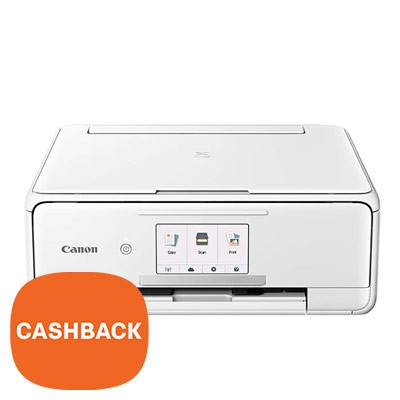 Foto Canon PIXMA multifunctional TS8151 printer - cashback