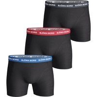 Foto Björn Borg Contrast Solids Boxershorts (3-pack)