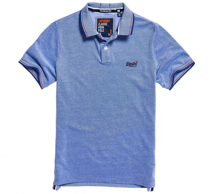 Foto Superdry Classic Poolside S/S Pique Polo