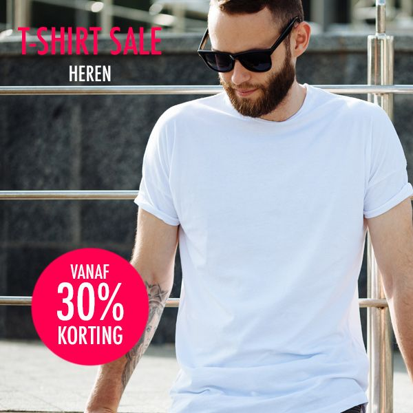 Foto Heren T-Shirts Sale