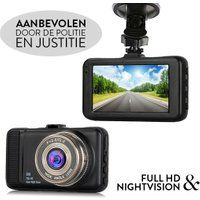 Foto Professionele Dashcam normaal of Full HD + night vision