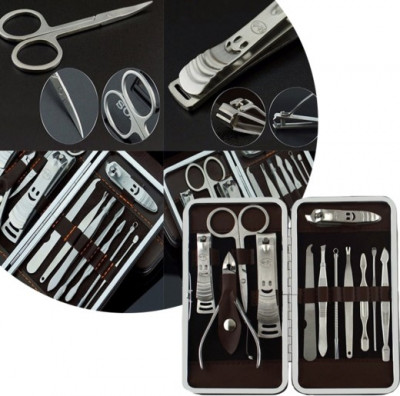 Foto 12-delige manicure/pedicure set!