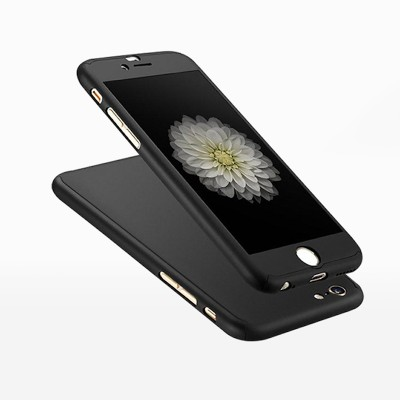 Foto Full-body iPhone case met tempered glass