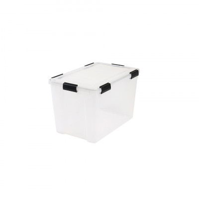 Foto Iris Air Tight Box met klemgrepen - 70 l