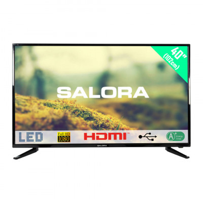 Foto Salora full-hd led-televisie 40LED1500