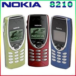 Foto Nokia 8210 origineel refurbished