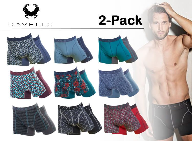 Foto Cavello Herenboxers - 2 pack