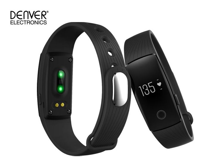 Foto Denver BFH-12 - Activity tracker - Zwart