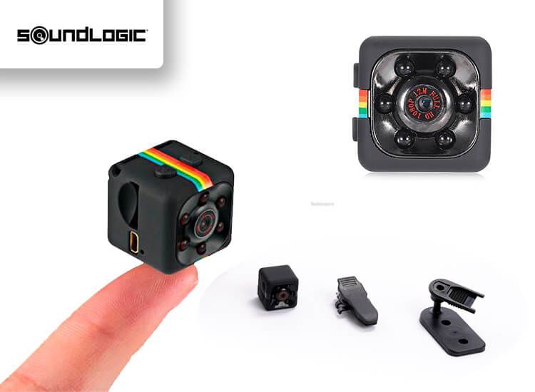 Foto Soundlogic Full HD mini camera