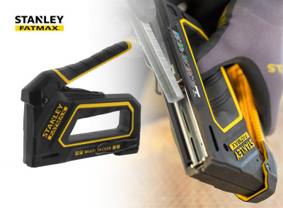 Foto Stanley FatMax Handtacker 4-in-1 - Nietmachine