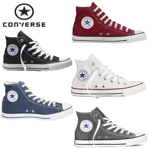 Foto Converse All Star sneakers hoog