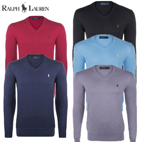 Foto Ralph Lauren pullovers men