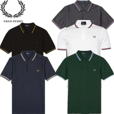Foto Fred Perry polo's