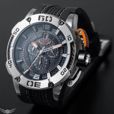 Foto ISW Sports Carbon Fiber Chronographs | ISW-1001