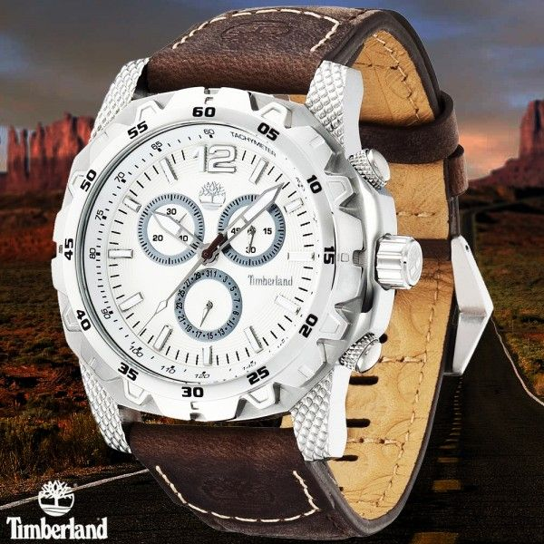 Foto Timberland Front Country Chronograph TBL13318JS/04
