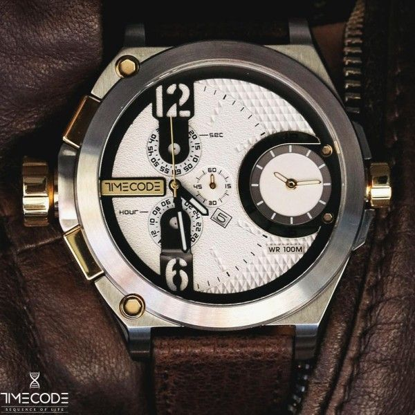 Foto Timecode Multiverse Dual Time XXL Chronographs