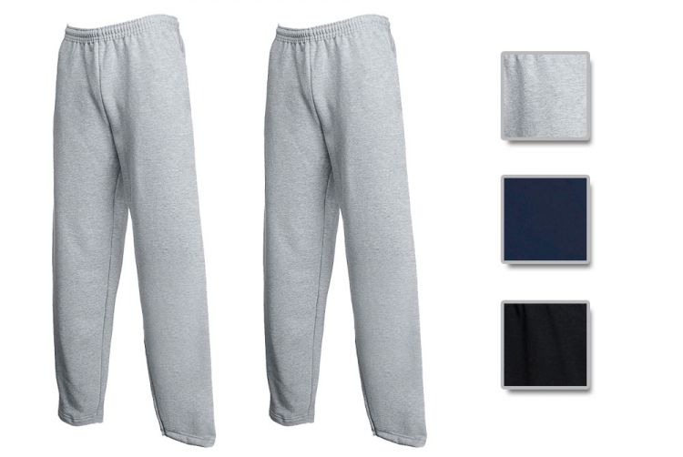 2-pack joggingbroeken van Fruit of the Loom afbeelding