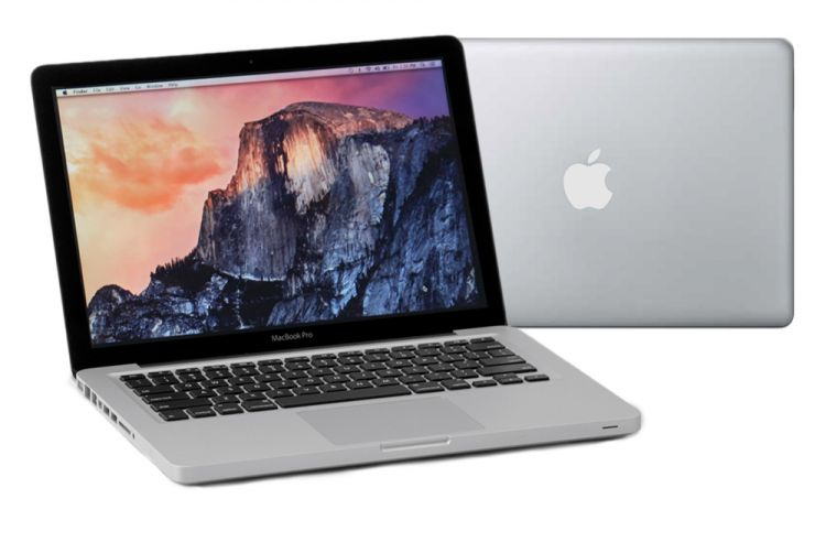 Foto Apple 13 inch Macbook Pro (Refurbished, Grade A)