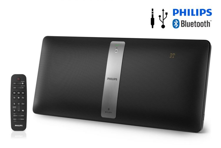 Philips Izzy Draadloze Bluetooth Multiroom Speaker afbeelding
