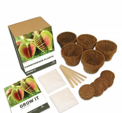 Foto Grow It Kweekset - Vleesetende Plant