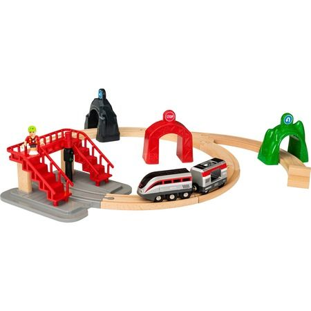 Foto BRIO World - Smart Engine Set with Action Tunnels