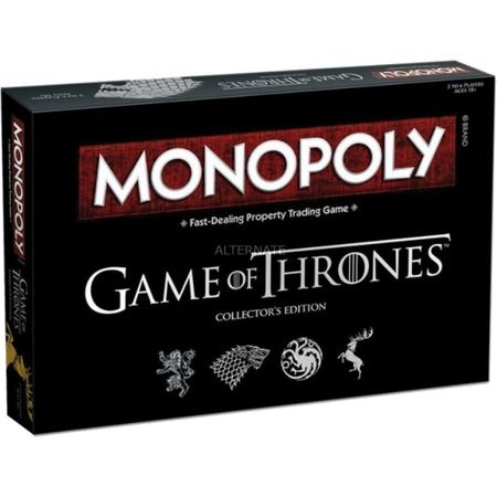 Foto Hasbro Monopoly Game of Thrones Collector's Edition