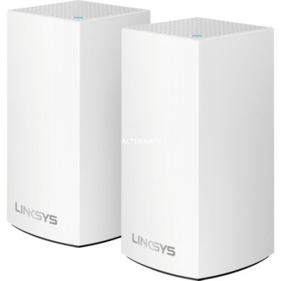 Foto Linksys VELOP Junior Two Pack AC2400