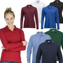 Foto Dames- of herenpoloshirt