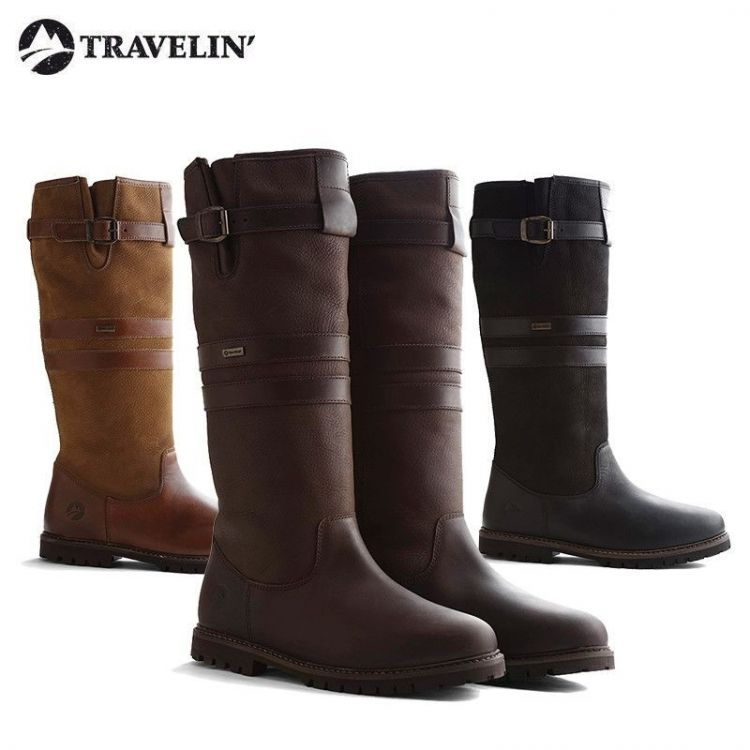 Foto Lady boots van Travelin