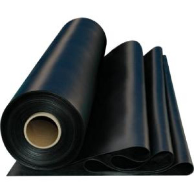 Foto PVC vijverfolie 6 meter breed (1mm)