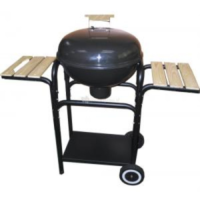 Foto Kogelbarbecue Wagenmodel